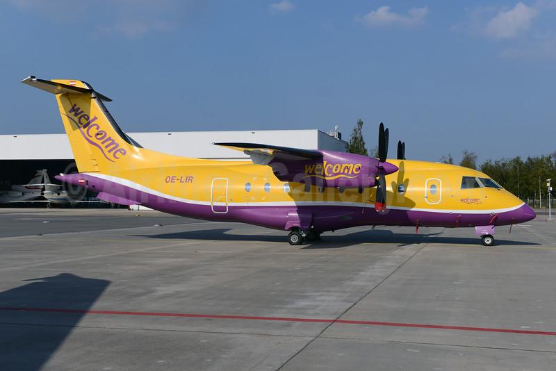Welcome Air Dornier 328-110 OE-LIR (msn 3115) AMS (Ton Jochems). Image: 928723.