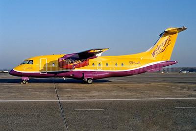Welcome Air Dornier 328-310 (328JET) OE-LJR (msn 3213) AYT (Ton Jochems). Image: 953362.