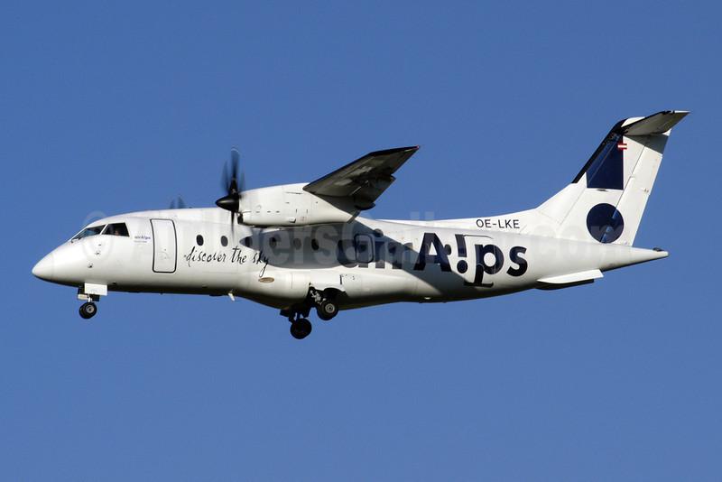 airAlps Aviation Dornier 328-110 OE-LKE (msn 3063) ZRH (Rolf Wallner). Image: 907613.