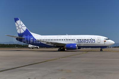 Belavia Belarusian Airlines Boeing 737-31S EW-366PA (msn 29058) AYT (Ton Jochems). Image: 955057.