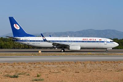 Belavia Belarusian Airlines Boeing 737-86Q WL EW-438PA (msn 30286) AYT (Ton Jochems). Image: 955169.