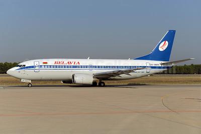 Belavia Belarusian Airlines Boeing 737-3K2 EW-386PA (msn 24327) AYT (Ton Jochems). Image: 924556.