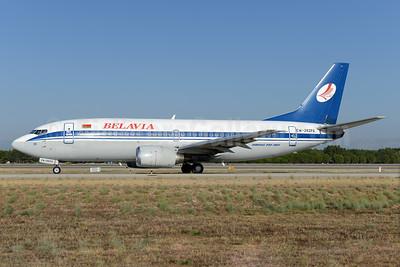 Belavia Belarusian Airlines Boeing 737-3Q8 EW-282PA (msn 26321) AYT (Ton Jochems). Image: 924558.
