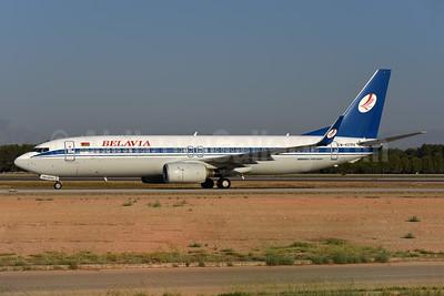 Belavia Belarusian Airlines Boeing 737-8K5 WL EW-437PA (msn 27988) AYT (Ton Jochems). Image: 943826.