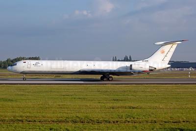 Rada Airlines Ilyushin Il-62M EW-450TR (msn 4546257) LGG (Rainer Bexten). Image: 951191.