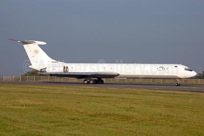Rada Airlines Ilyushin Il-62M EW-450TR (msn 4546257) LGG (Rainer Bexten). Image: 951190.