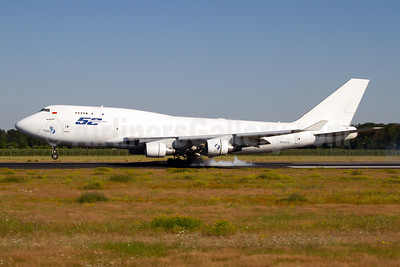 """""""50th Anniversary Boeing 747"""" and """"COVID-19 Fighter"""""""