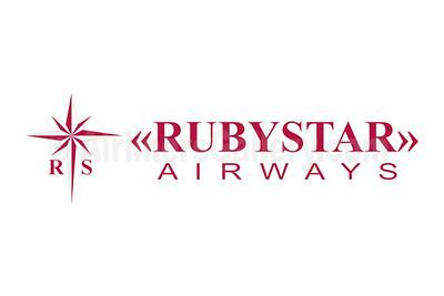 1. Ruby Star Airways logo