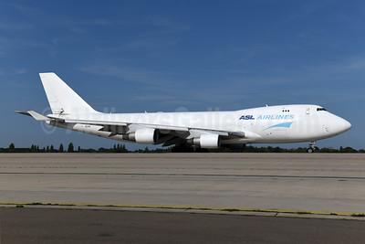 ASL Airlines (Belgium) Boeing 747-4B5F ER OE-IFB (msn 33516) LGG (Ton Jochems). Image: 951329.