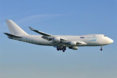 ASL Airlines (Belgium) Boeing 747-4B5F ER OE-IFB (msn 33516) AMS (Robbie Shaw). Image: 939901.