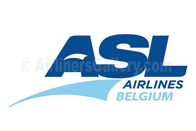 1. ASL Airlines (Belgium) logo
