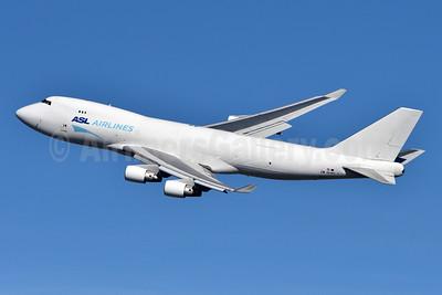 ASL Airlines (Belgium) Boeing 747-4B5F ER OE-IFD (msn 33945) JFK (Fred Freketic). Image: 944264.