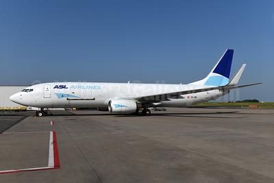 ASL Airlines (Belgium) Boeing 737-83N (F) WL OE-IMC (msn 32580) LGG (Ton Jochems). Image: 946939.