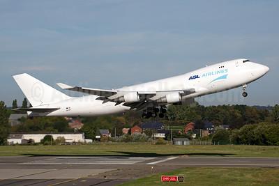 ASL Airlines (Belgium) Boeing 747-4B5F ER OE-IFB (msn 33516) LGG (Rainer Bexten). Image: 951178.