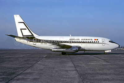 Abelag Airways Boeing 737-2P6 OO-ABB (msn 21359) OST (Christian Volpati Collection). Image: 949364.