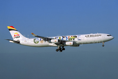 """2020 """"Guadeloupe - Martinique"""" promotional livery"""