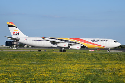 Air Belgium (2nd) Airbus A340-313 OO-ABB (msn 844) YYZ (TMK Photography). Image: 947214.