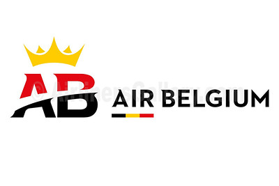 1. Air Belgium (2nd) logo