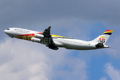 Air Belgium (2nd) Airbus A340-313 OO-ABA (msn 835) CDG (Manuel Negrerie). Image: 942240.