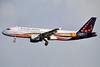 Brussels Airlines Airbus A320-214 OO-SND (msn 1838) (Belgian Red Devils) BRU (Karl Cornil). Image: 913861.
