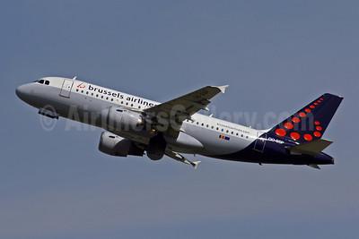 Brussels Airlines Airbus A319-113 OO-SSP (msn 644) BRU (Konstantin von Wedelstaedt). Image: 903624.