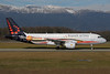 """Brussels Airlines 2013 """"Belgian Red Devils"""" special livery"""