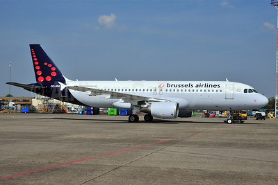 Brussels Airlines Airbus A320-214 OO-SNA (msn 1441) BRU (Ton Jochems). Image: 906697.