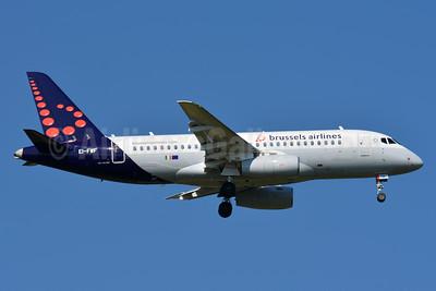 Brussels Airlines (CityJet) Sukhoi Superjet 100-95B EI-FWF (msn 95118) BSL (Paul Bannwarth). Image: 938322.