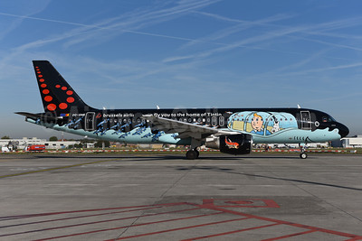 """We fly you to the home of Tintin"""""""
