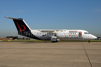 """""""Rock 2007 Werchter"""" special livery"""