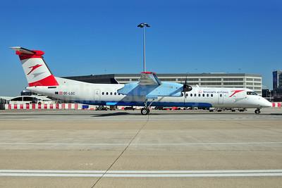 Brussels Airlines (Austrian Arrows-Tyrolean Airways) Bombardier DHC-8-402 (Q400) OE-LGC (msn 4026) BRU (Ton Jochems). Image: 906536.