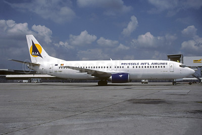 Brussels International Airlines - BIA