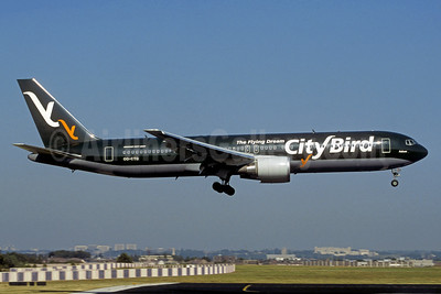 CityBird Airlines Boeing 767-33A ER OO-CTQ (msn 28159) BRU (Jacques Guillem Collection). Image: 940593.