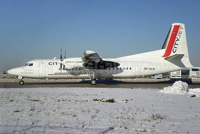 CityJet (VLM Airlines) Fokker F.27 Mk. 050 OO-VLN (msn 20145) ORY (Pepscl). Image: 920299.