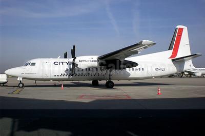 CityJet (VLM Airlines) Fokker F.27 Mk. 050 OO-VLS (msn 20109) ORY (Pepscl). Image: 904705.