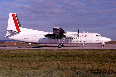 CityJet (VLM Airlines) Fokker F.27 Mk. 050 OO-VLY (msn 20181) ORY (Pepscl). Image: 920300.