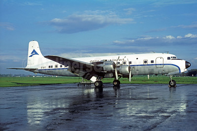 Delta Air Transport-DAT Douglas DC-6B OO-VFG (msn 45077) (Christian Volpati Collection). Image: 923504.