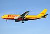 DHL-European Air Transport (Belgium) Airbus A300B4-203 (F) OO-DLD (msn 259) LHR (Keith Burton). Image: 900351.