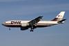 DHL-European Air Transport (Belgium) Airbus A300B4-203 (F) OO-DIB (msn 274) LHR (Antony J. Best). Image: 908457.