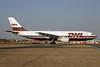 DHL-European Air Transport (Belgium) Airbus A300B4-203 (F) OO-DLY (msn 116) LHR. Image: 928054.
