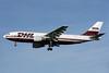 DHL-European Air Transport (Belgium) Airbus A300B4-203 (F) OO-DIC (msn 220) LHR (Antony J. Best). Image: 902061.