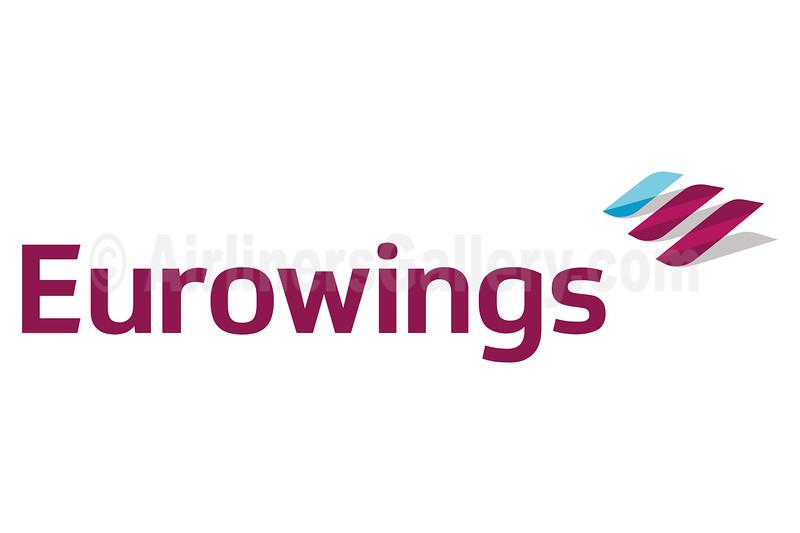 1. Eurowings (Brussels Airlines) logo