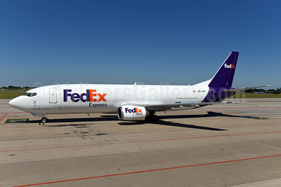 FedEx Express - ASL Airlines (Belgium) Boeing 737-4M0 (F) OE-IAT (msn 29210) LGG (Ton Jochems). Image: 942813.