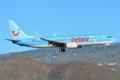 Jetairfly (TUI Airlines Belgium) Boeing 737-8K5 SSWL OO-JPT (msn 34691) TFS (Paul Bannwarth). Image: 926941.