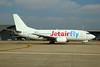 Jetairfly (TUI Airlines Belgium) Boeing 737-5K5 OO-JAT (msn 24927) BRU (Ton Jochems). Image: 909440.