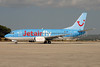 Jetairfly (TUI Airlines Belgium) Boeing 737-5K5 OO-JAT (msn 24927) PMI (Ton Jochems). Image: 900552.