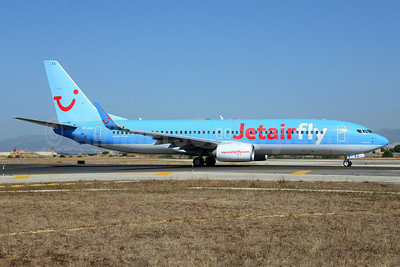 Jetairfly (TUI Airlines Belgium) Boeing 737-8BK WL OO-JAA (msn 29660) PMI (Ton Jochems). Image: 913565.
