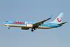 Jetairfly (TUI Airlines Belgium) Boeing 737-8BK WL OO-VAC (msn 33014) AGP (Stefan Sjogren). Image: 909441.