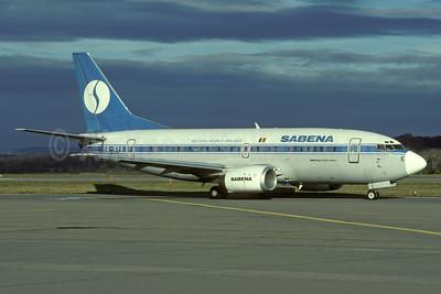 SABENA-Belgian World Airlines Boeing 737-529 OO-SYE (msn 25218) ZRH (Rolf Wallner). Image: 935392.
