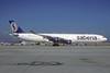 Sabena Airbus A340-311 OO-SCZ (msn 051) BRU (Christian Volpati Collection). Image: 937150.